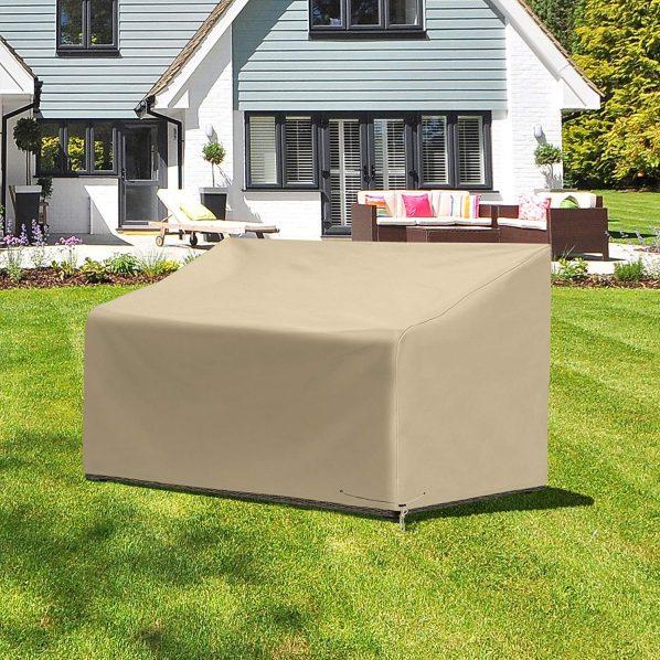 Sunpatio Outdoor Sofa Cover 60 Inch Sunpatio
